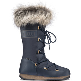 Moon Boot Monaco WP 2 Boots hiver Femme, denim blue